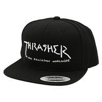 THRASHER Yupoongベース GONZ平ツバCAP - trilogy news