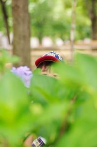 初夏の公園デート - 息子と写真がすき。