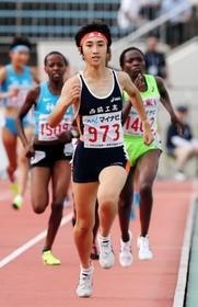 インターハイ陸上2017 結果_女子1500m、3000m_田中希美が3000で8分台ランナーに名乗り! - Would-be ちょい不良親父の世迷言