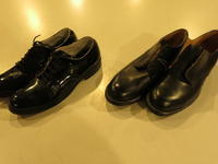 """""""US NAVY oxford service shoes ladys""""ってこんなこと。 - THE THREE ROBBERS ってこんなこと。"""