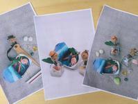 社内報表紙アイデア - 日々の営み 酒井賢司のイラストレーション倉庫