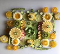 goodmorning な salad - 四季折々 日々*手作り*手仕事*