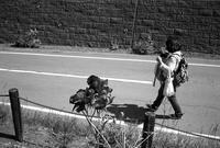 歩きスマホと座りスマホ - 照片画廊