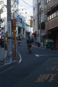新宿坂道サンポ。3 - 新・光あるうちに行け!