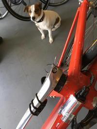 <<トヨタ式アルミテープ・チューニングの自転車への応用・Applied TOYOTA Alminum Taping Tune for Bicycle>> - チルコロ 平蔵店長の営業日報