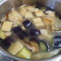 ナスのお味噌汁 - * cinqante - サンカント *