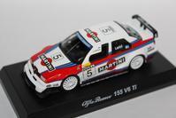 1/64 Kyosho Alfa Romeo 3 155 V6 Ti - 1/87 SCHUCO & 1/64 KYOSHO ミニカーコレクション byまさーる