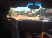 ベンメリア 遺跡ツアー 車中  ベトナム→カンボジア→タイ 南部横断の旅 2017 - Hawaiian LomiLomi  ハワイのおうち 華(レフア)邸