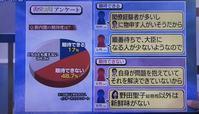 TBS 報道特集 23 - 風に吹かれてすっ飛んで ノノ(ノ`Д´)ノ ネタ帳