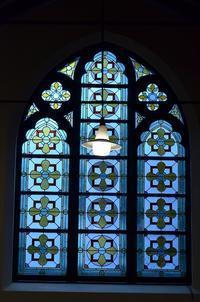 聖アグネス教会の光 - 雲母(KIRA)の舟に乗って