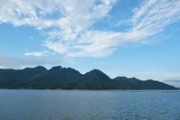 宮島弥山を歩きました(2017/08/05) - まるさん徒歩PHOTO 3:SLやまぐち号・山風景など…。 (2015~)
