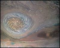 木星探査機ジュノーが捉えた小赤斑 - 秘密の世界        [The Secret World]