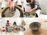 本日の陶芸教室 Vol.728 - 陶工房スタジオ ル・ポット