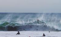 遊泳禁止d - 雲空海