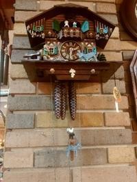 可愛い時計 - 輸入家具店 アサヒ家具サロンのスタッフblog