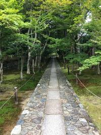 嵐山の鹿王院 - g's style day by day ー京都嵐山から、季節を楽しむ日々をお届けしますー