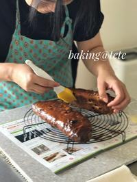 8月 Cafe Lesson(パンとおもてなし料理)が始まりました♪ - 神戸  垂水  パン教室 baking@tete