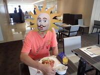 7月台湾旅:Kホテルの美味しい朝ごはん♪ - 渡バリ病棟