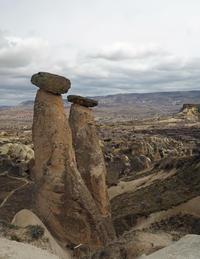 奇岩の幻想世界 ~トルコ~ - 模糊の旅人