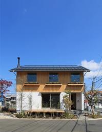 地域の暮らしを守る家のつくり方 - OMソーラーの家「Aiba Style」