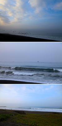 2017/08/05(SAT) 波ある週末の海辺です。 - SURF RESEARCH