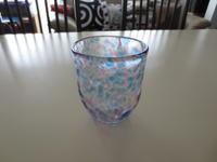 お嫁入り…フラワーグラス「ビオラ」 - petit verre journal