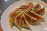 きゅうりの焼き餃子と、余った餃子の皮の行方 - キムチ屋修行の道