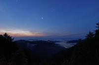 夏の雲海 ~行ったり来たり② - katsuのヘタッピ風景
