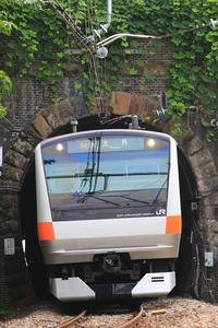 中央線 巌山トンネル  Vol.1 - 飛行機&鉄道写真館