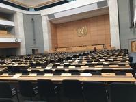 国連見学 - 飲食日和 memo