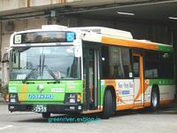 東京都交通局 B-A583 - 注文の多い、撮影者のBLOG