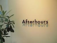 Afterhours(アフターアワーズ)/代々木八幡 - THIS LIFE