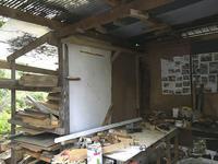 作業小屋再整備 - つちのいえプロジェクト