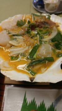 貝焼き味噌の朝ごはん - 料理研究家ブログ行長万里  日本全国 美味しい話