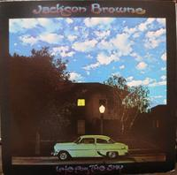 Jackson Browne その3  Late For The Sky - アナログレコード巡礼の旅~The Road & The Sky