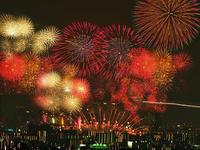 なにわ淀川花火大会を撮りに出かけました - スポック艦長のPhoto Diary