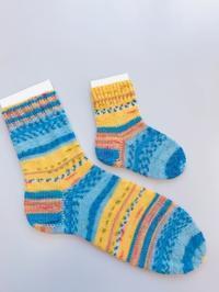 チビ靴下 - 今日も、こはるびより。