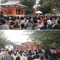 第16回阿佐ヶ谷バリ舞踊祭、本日第2日目開演! - 戦場の旗手
