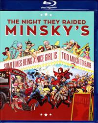 「The Night They Raided Minsky's」 (1968) - なかざわひでゆき の毎日が映画三昧