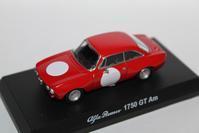 "1/64 Kyosho Alfa Romeo 3 ""Secret"" 1750 GT Am - 1/87 SCHUCO & 1/64 KYOSHO ミニカーコレクション byまさーる"
