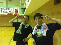 第662Q:17/08/04 - ABBANDONO2009(杉並区高円寺で平日夜活動中の男女混合エンジョイバスケットボールチーム)