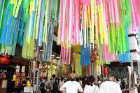 日本三大七夕祭りに数えられると主催者は言ってますが果たして・・・(杉並区の阿佐ヶ谷七夕祭り) - 旅プラスの日記