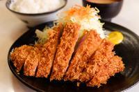 蒲田 美味しい食堂のとんかつ - X-T1やあれこれ