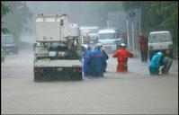 九州北部豪雨と奄美大島の水害の違いを比べてみた。 - 風じゃ~