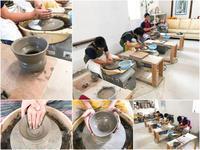 本日の陶芸教室 Vol.729 - 陶工房スタジオ ル・ポット