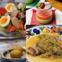 9月レッスンのご案内(フランス料理) - ソムリエが教える  イタリア、フランス 地方のおそうざい