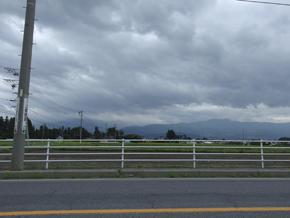 雨の気配 - 安曇野時間