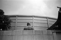 【21st Century Snapshotman 】35mm 2本勝負 ちょっとだけロモグラフィー 東中野ー中野ー新宿(2017 6/5) - 写像的空間