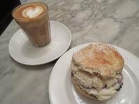 スコーン@フリート・リヴァー・ベーカリー/Fleet River Bakery(ロンドン) - イギリスの食、イギリスの料理&菓子
