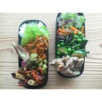 豚ロースwithレモンソースBENTO - Feeling Cuisine.com